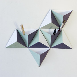 pli postal - triangles-BM003-mur1