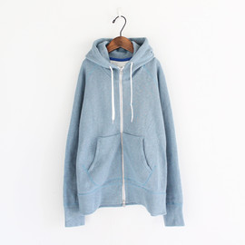 maillot - sweat zip parka