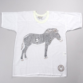 SWASH - Swash Zebra Oversized T-Shirt