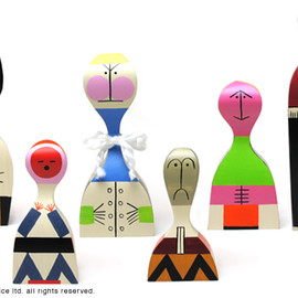 Vitra Design Museum - Wooden Dolls