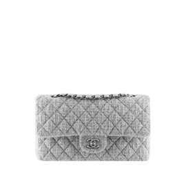 CHANEL - Tweed classic bag