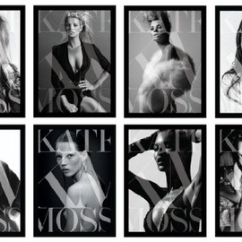 Kate Moss - The Kate Moss Book