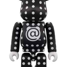 MEDICOM TOY - BE@RBRICK POLKADOT 100%