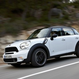 Mini Cooper - 2011 Mini Countryman