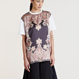 GIVENCHY - Givenchy Women's Patterned Body T-shirt
