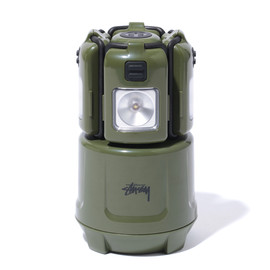 STUSSY - x TOWER RECORDS x Coleman Micro Quad LED Lantern