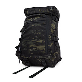 DSPTCH - Ruckpack - Black Camo