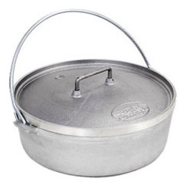 GSI Outdoors - 10 inch Cast Aluminum Dutch Oven