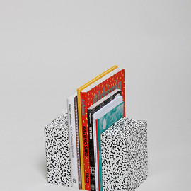 table of contents - toc bacterio bookends w/ ettore sottsass