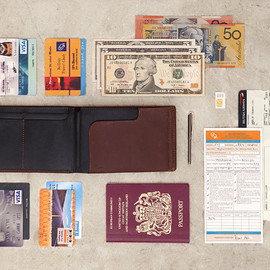 Bellroy - Travel Wallet - Slim Leather Wallets