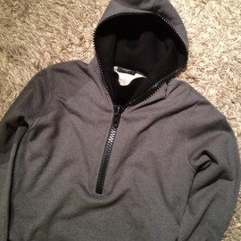 GIVENCHY by Riccardo Tisci - widezip hoody