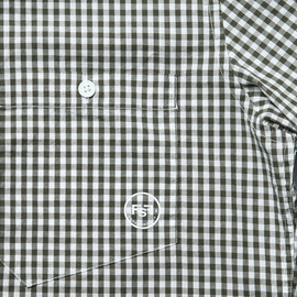SOPHNET. - FSF REGULAR COLLAR SHIRT