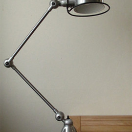 "Vintage lamp ""Short Arm"""