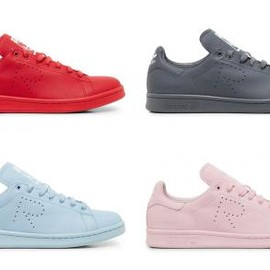 adidas originals - RAF SIMONS × ADIDAS ORIGINALS STAN SMITH SPRING 2015 COLLECTION