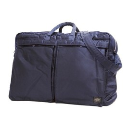 HEAD PORTER - TANKER Duffle Bag(S) / Navy