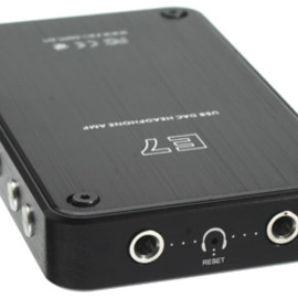 Fiio - E7 USB DAC & Portable Headphone Amplifier