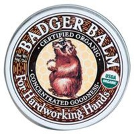 Badger Company - Badger Balm For Hardworking Hands
