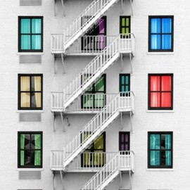 Colored windows