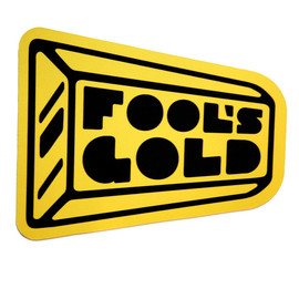 "Fool's Gold - ""Logo"" Mouse Pad"