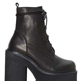 UNIF - Choke Leather Boot