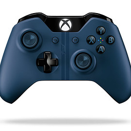 Microsoft - Xbox One Wireless Controller: Forza Motorsport 6 - Limited Edition