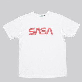 SASSAFRAS - Nasafras T-White×Red
