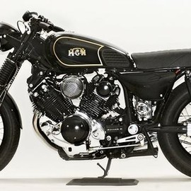 YAMAHA - XV1100 by Doc's Chops