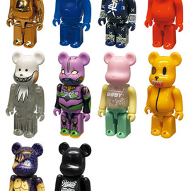 MEDICOM TOY - BE@RBRICK SERIES 15