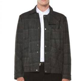 ALEXANDER WANG - THREE POCKET PATCHWORK COAT