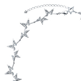 TASAKI - abstract star Necklace