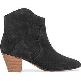 Isabel Marant - Étoile Dicker suede ankle boots