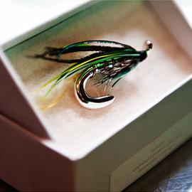 visvim - Fishing Lure Brooch