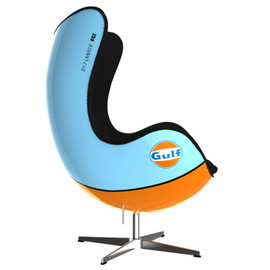 Gulf Porsche Egg chair