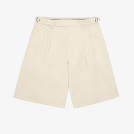 Fred Perry, Nigel Cabourn - 1929 Table Tennis Short - Dirty White