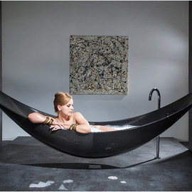 VESSEL - hammock bathtub