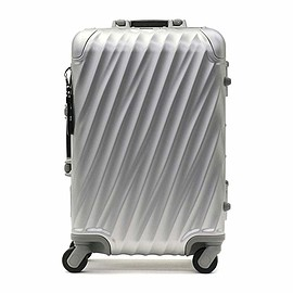 TUMI - 19DEGREE ALUMINUM International Carry-On model. 2019