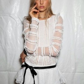 Isabel Marant - lace dress