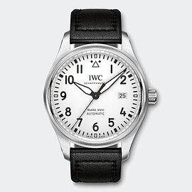 IWC - Pilot's Watch Mark XVIII(white)