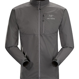 Arc'teryx - Squamish Jacket Iron Anvil
