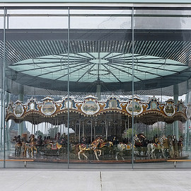Brooklyn, New York - Jane's Carousel