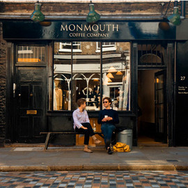 monmouth coffee - Covent Garden