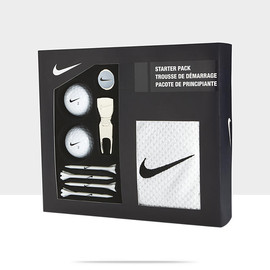 NIKE - Starter Pack Golf Gift Set