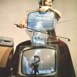 Nam June Paik - TV Cello