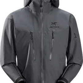 Arc'teryx LEAF - Alpha LT Jacket Men's <WOLF>