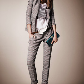 Burberry Prorsum - Resort 2013 Look5