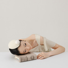 Theatre PRODUCTS - flower press pillow