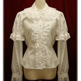 ALICE and the PIRATES - Heart heart blouse