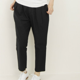 ARTS&SCIENCE - High waist loose tapered pant