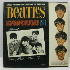 The Beatles - Songs Pictures & Stories Of The Fabulous