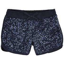 Little Marc Jacobs - Sequined shorts - 106942